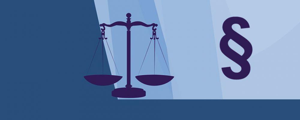 Recht & Gesetz Cover Image