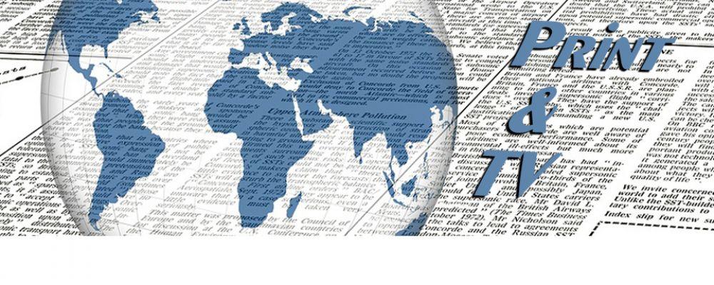 Presse & Medien Cover Image