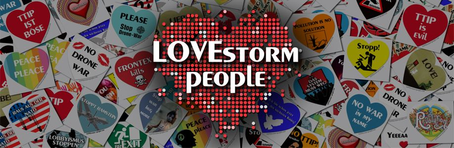 LOVEstorm people ❤ Cover Image