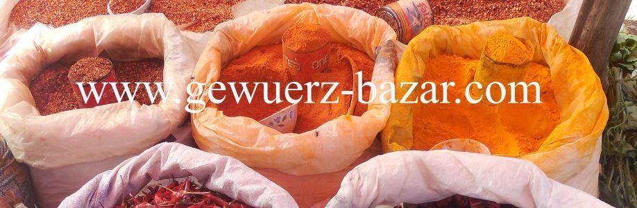 Gewürz-Bazar Cover Image