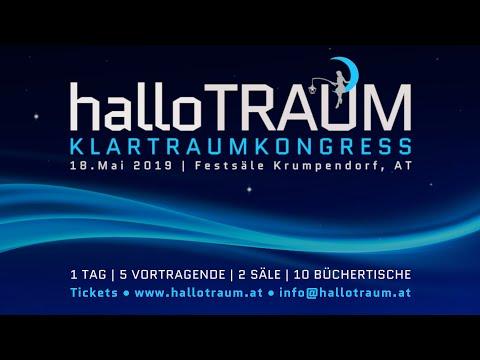 Thomas Schmelzer ● Moderator am halloTRAUM Klartraum-Kongress 2019