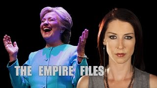 The Empire Files: Abby Martin entlarvt Hillary Clinton