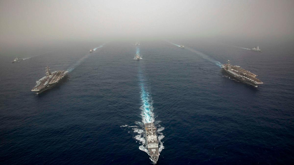 """Spanien zieht Kriegsschiff aus US-Flotte ab: """"Einsatz der B-52 geht über Absprache hinaus"""" - WELT"""