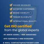 Factocert ISO certification in Philippines