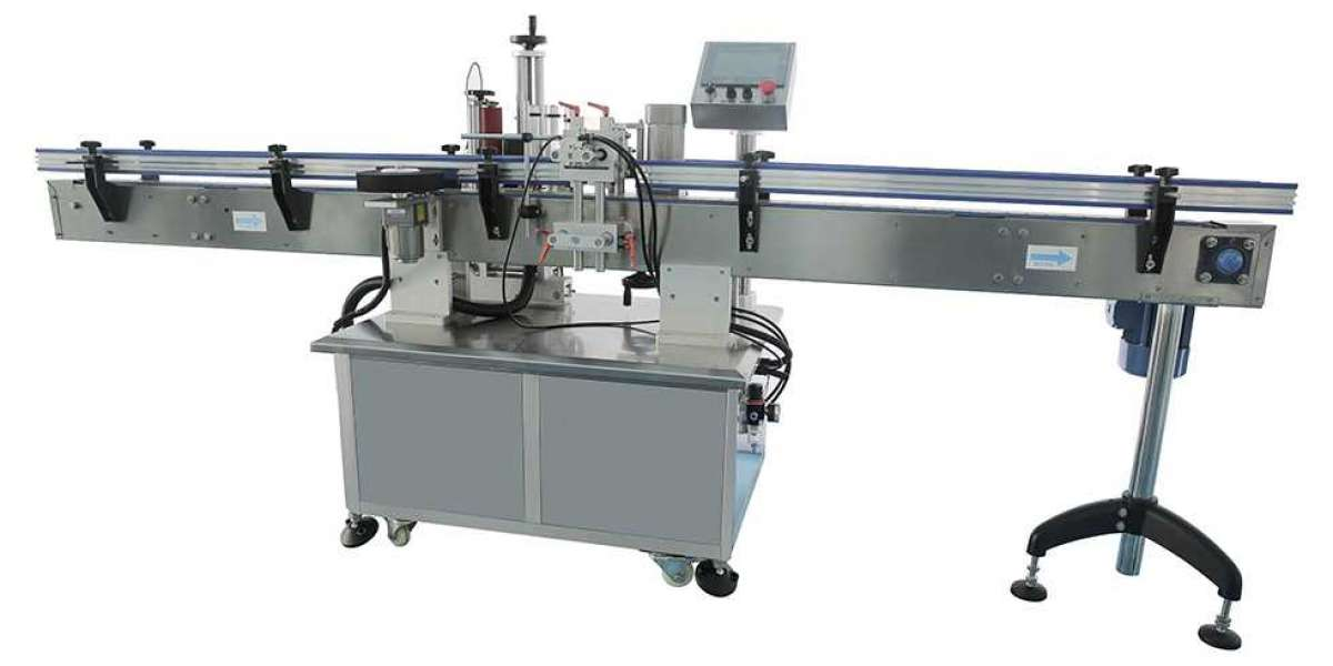 The Contribution of Labeling Machine Development to Food Labeling