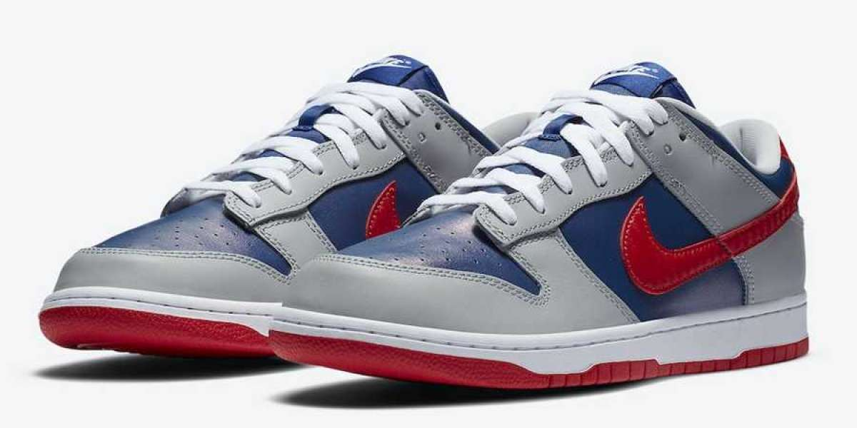"""How to buy new release Nike Dunk Low """"Samba"""" CZ2667-400 Fast"""