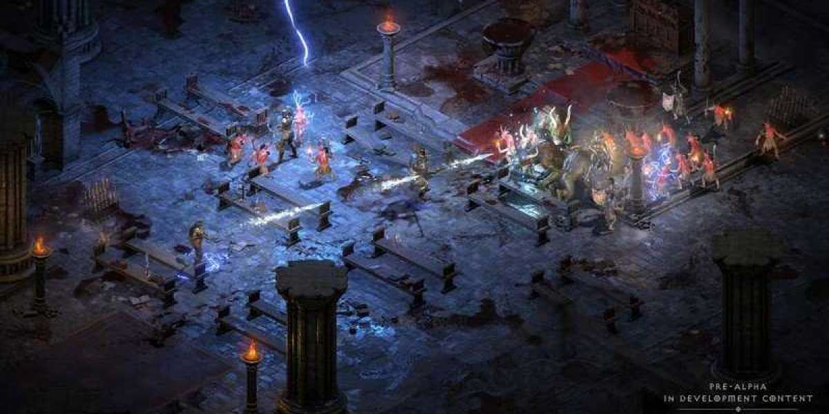 Diablo 2 Is Yet Another Remaster Charging Users For Lackluster Content