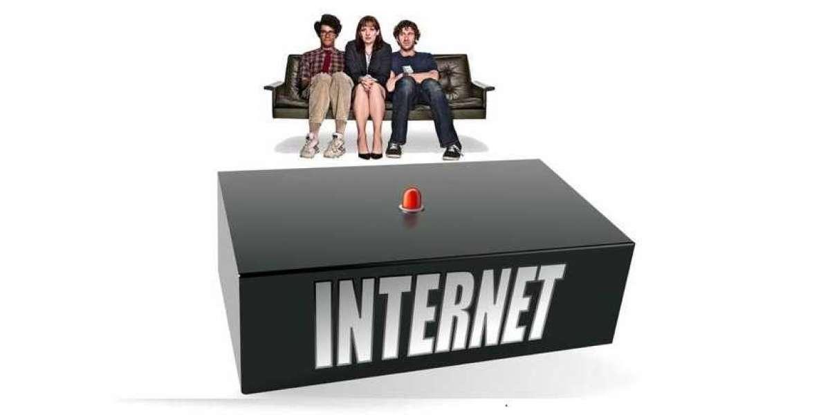 Sie haben das Internet abgeschaltet!