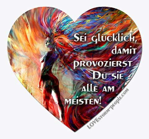 LOVE storm Herz ❤ 004