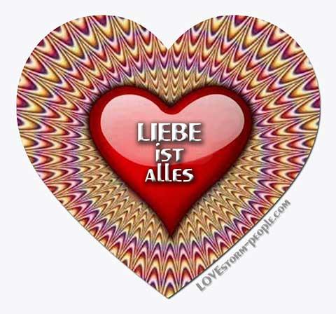 LOVEstorm people Herz 0012
