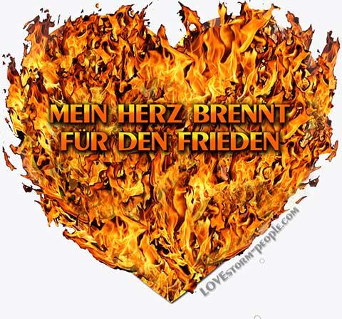 LOVE storm Herz ❤ 046