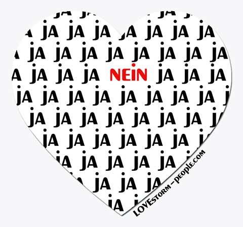 Lovestorm people Herz 0095