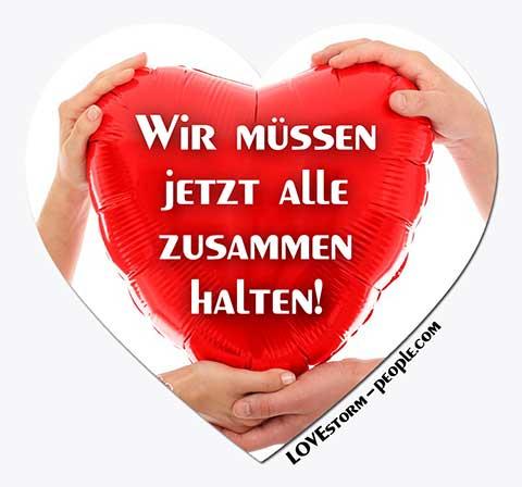 Lovestorm people Herz 0105