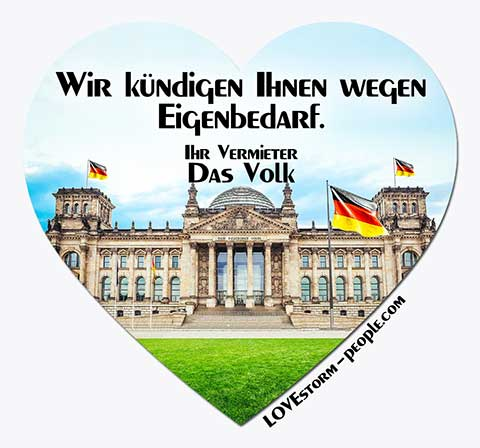 LOVE storm Herz ❤ 122