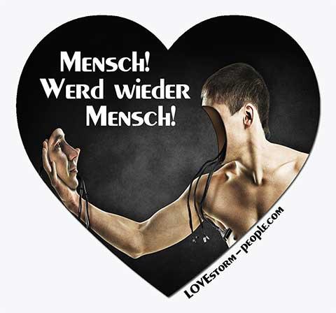 Lovestorm people Herz 0145