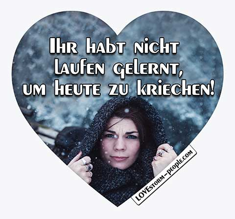 LOVE storm Herz ❤ 224