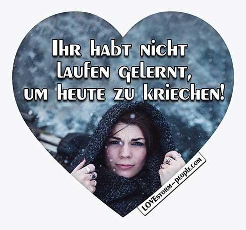Lovestorm people Herz 0224