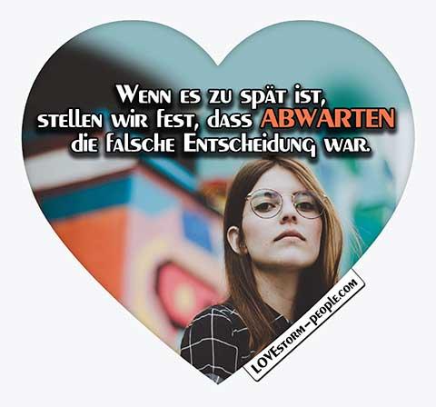 LOVE storm Herz ❤ 307