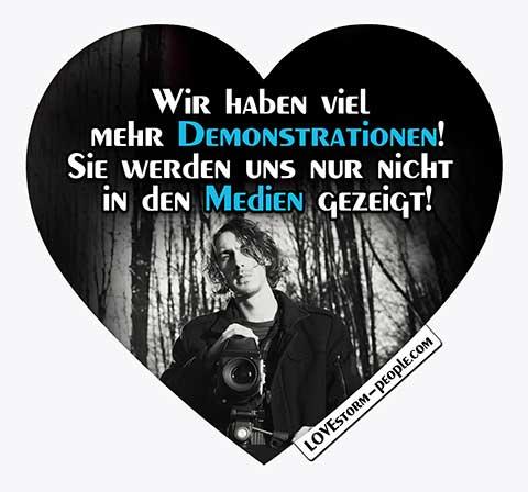 Lovestorm people Herz 0309