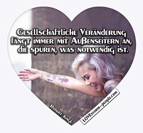 Lovestorm people Herz 0319