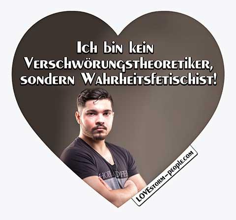 Lovestorm people Herz 0330