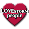 LOVE-storm people ❤