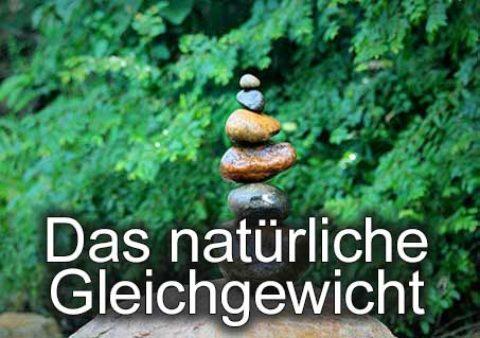 Das natürliche Gleichgewicht