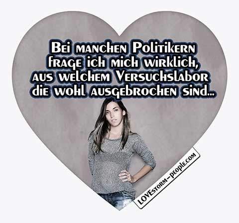 LOVE storm Herz