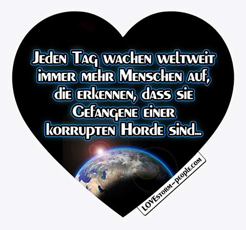 LOVE storm Herz ❤ 018
