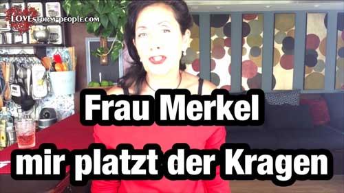 Merkel Osterrede